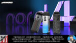 ROLLOUT AND BLOWOUT: SMOK NORD 4.0 – 80W POD SYSTEM – $29.21