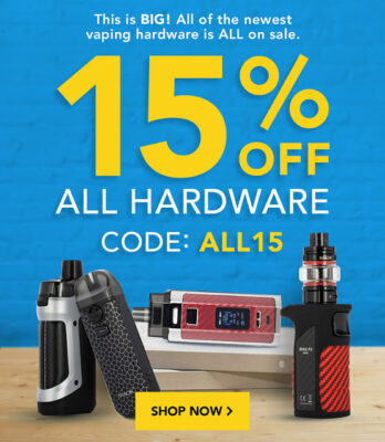 15% OFF ALREADY LOW HARDWARE PRICES