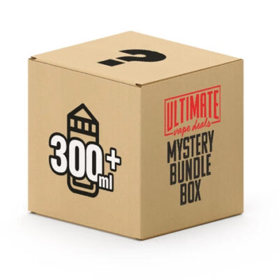 300ML MYSTERY BUNDLE BOX – $16.50 (PICK YOUR NIC)