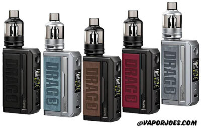 FLASH: THE DRAG 3 – 177W – FULL KIT – $44.99