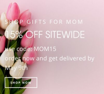 MOTHERS DAY SALES ARE LIVE: VAPORDNA – 15% OFF SITEWIDE