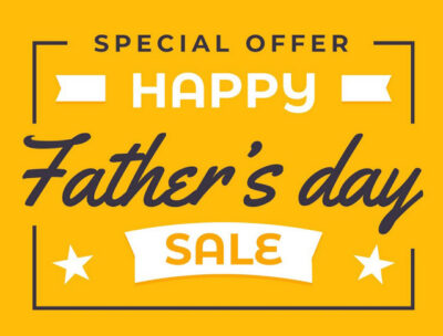 FATHERS DAY SALE – SAVE 20% OFF SITE WIDE